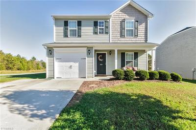 Whitsett Single Family Home For Sale: 1901 Newcomb Drive