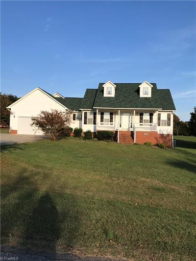 McLeansville Single Family Home For Sale: 5424 Country Hills Drive