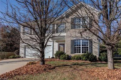 High Point Single Family Home For Sale: 3985 Claybrooke Court