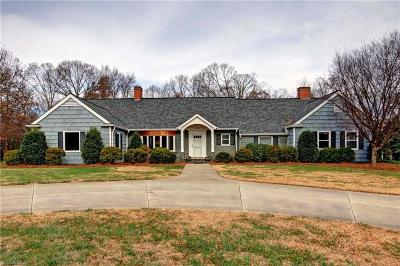 Statesville Single Family Home For Sale: 326 Summit Avenue