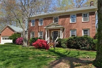 Greensboro Single Family Home For Sale: 8 Cascade Court