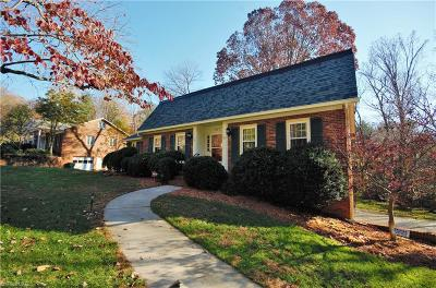 Winston Salem Single Family Home For Sale: 217 Heatherton Way