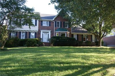 High Point Single Family Home For Sale: 2029 La Dora Drive