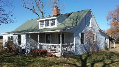 Browns Summit Single Family Home For Sale: 5737 Chrismon Road