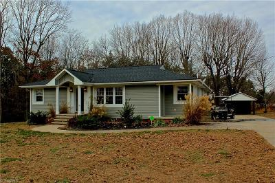 Reidsville Single Family Home For Sale: 1625 Grooms Road