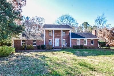 Clemmons Single Family Home For Sale: 6482 Styers Ferry Road