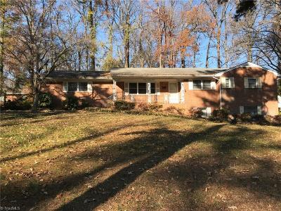 High Point Single Family Home For Sale: 1609 Valleywood Place