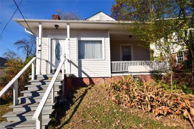 Winston Salem Single Family Home For Sale: 1515 Jarvis Street