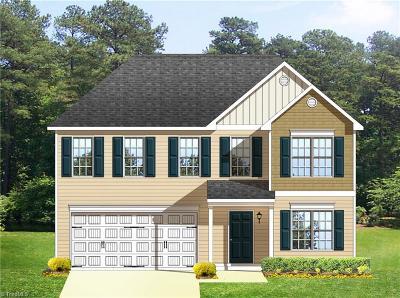 Pfafftown Single Family Home For Sale: 3473 Transou Road