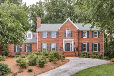 Greensboro Single Family Home For Sale: 300 Waycross Court
