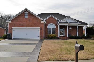 Kernersville Single Family Home For Sale: 900 Reynolds Price Drive