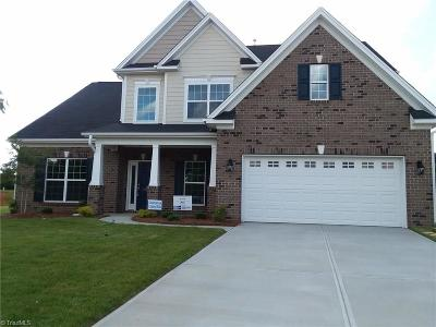 High Point Single Family Home For Sale: 3605 Copper Court #11