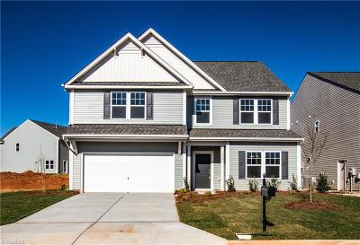 Greensboro Single Family Home For Sale: 5526 Tier View Trail