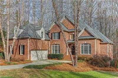 Greensboro Single Family Home For Sale: 6094 Brush Arbor Court
