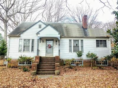 Multi Family Home For Sale: 636 N Peace Haven Road