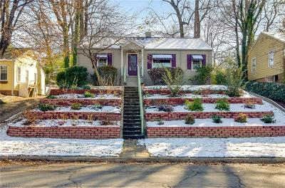 Lindley Park Single Family Home For Sale: 3123 Masonic Drive
