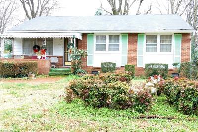 Greensboro Single Family Home For Sale: 2202 Bethania Street