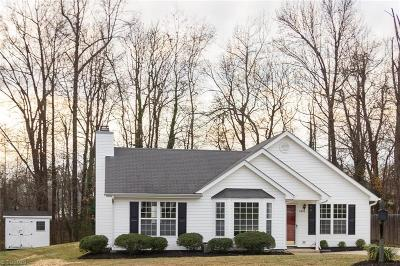 Greensboro Single Family Home For Sale: 4406 Tyndale Court
