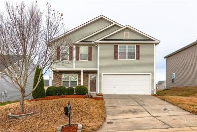 Kernersville Single Family Home For Sale: 4586 Vernon Circle