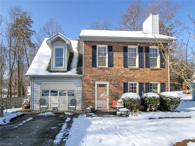 Kernersville Single Family Home For Sale: 114 Thorndike Court