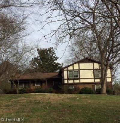 Pfafftown Single Family Home For Sale: 3647 Clinedale Road