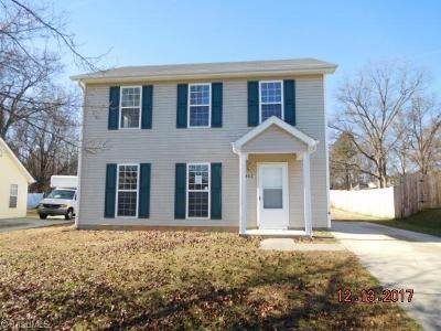 Guilford County Single Family Home For Sale: 4402 Pleasant Valley Road