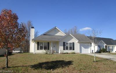 McLeansville Single Family Home For Sale: 1704 Traywick Court