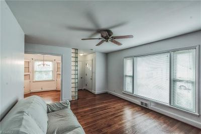 Winston Salem Multi Family Home For Sale: 313 Horace Mann Avenue