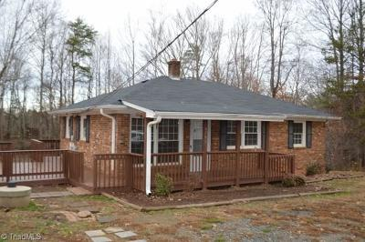 Oak Ridge NC Single Family Home For Sale: $134,900