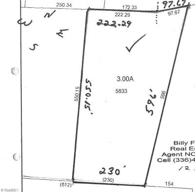 Clemmons Residential Lots & Land For Sale: Tall Tree Road