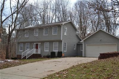 Rockingham County Single Family Home For Sale: 168 Glenridge Drive