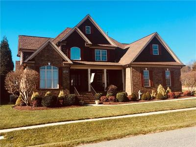Kernersville Single Family Home For Sale: 4065 Ridgeline Drive