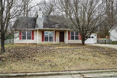 Greensboro NC Single Family Home For Sale: $79,500