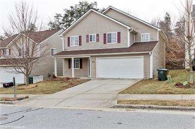 Greensboro NC Single Family Home For Sale: $169,500
