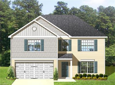 Rockingham County Single Family Home For Sale: 120 Cross Country Chase