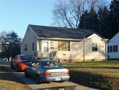 High Point Single Family Home For Sale: 1424 Cook Street