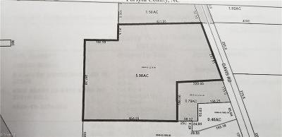 Winston Salem Residential Lots & Land For Sale: Davis Road