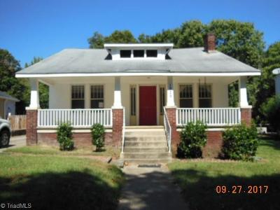 Ardmore Single Family Home For Sale: 1929 Gaston Street