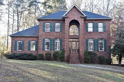 Kernersville Single Family Home For Sale: 5321 Weather Ridge Road