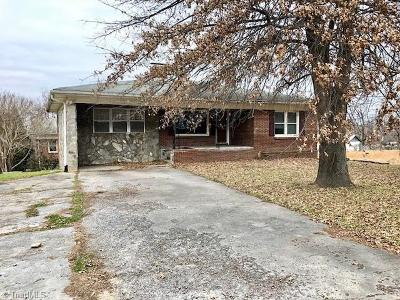 Single Family Home For Sale: 6028 Us Highway 29 Bus
