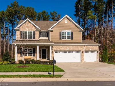 Alamance County Single Family Home For Sale: 232 Colonnade Drive