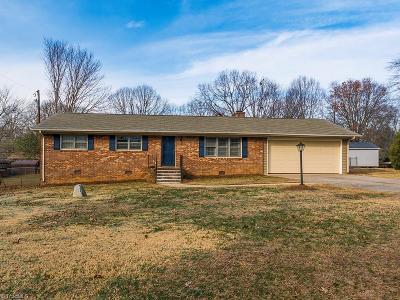Reidsville Single Family Home For Sale