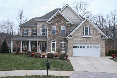 Kernersville Single Family Home For Sale: 1139 Constantine Court