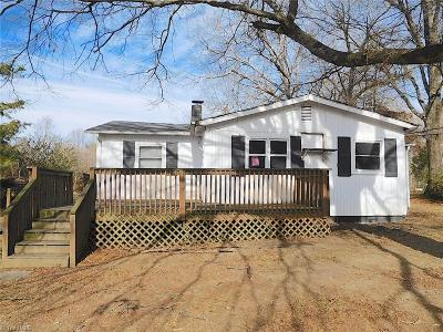 Guilford County Single Family Home For Sale: 5349 Hicone Road