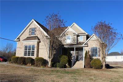 Alamance County Single Family Home For Sale: 2069 Burch Bridge Road