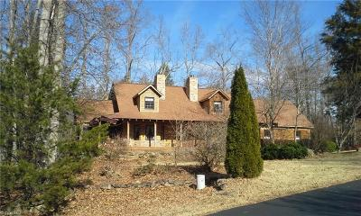Winston Salem Single Family Home For Sale: 2182 Stone Ridge Place