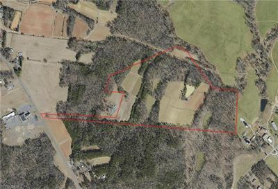 Guilford County Residential Lots & Land For Sale: 7344 Nc Highway 61