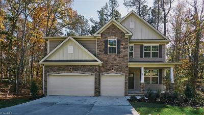 Kernersville Single Family Home For Sale: 1827 Ridge Creek Drive #15