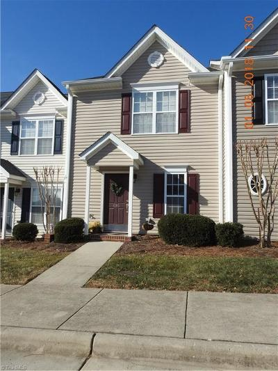 High Point Condo/Townhouse For Sale: 495 Ansley Way