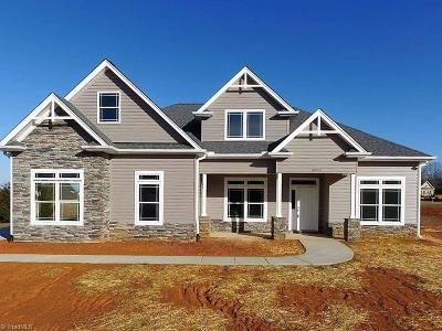 Browns Summit Single Family Home For Sale: 5095 Branch View Road